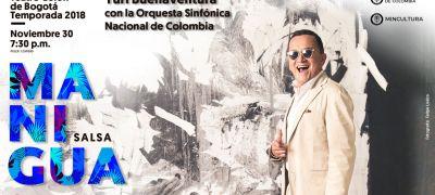 Yuri Buenaventura presenta en el Teatro Colón 'Manigua'