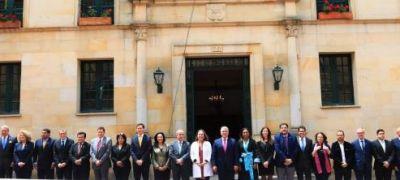 Presidente Iván Duque inaugura la XX Conferencia Iberoamericana de Ministras y Ministros de Cultura