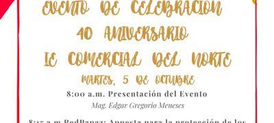 Evento conmemoración 40 años