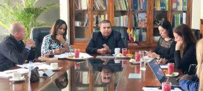 Ministra Carmen Vásquez define agenda cultural territorial con el Cauca